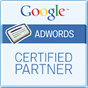 Google Adword Certified Partner Badge