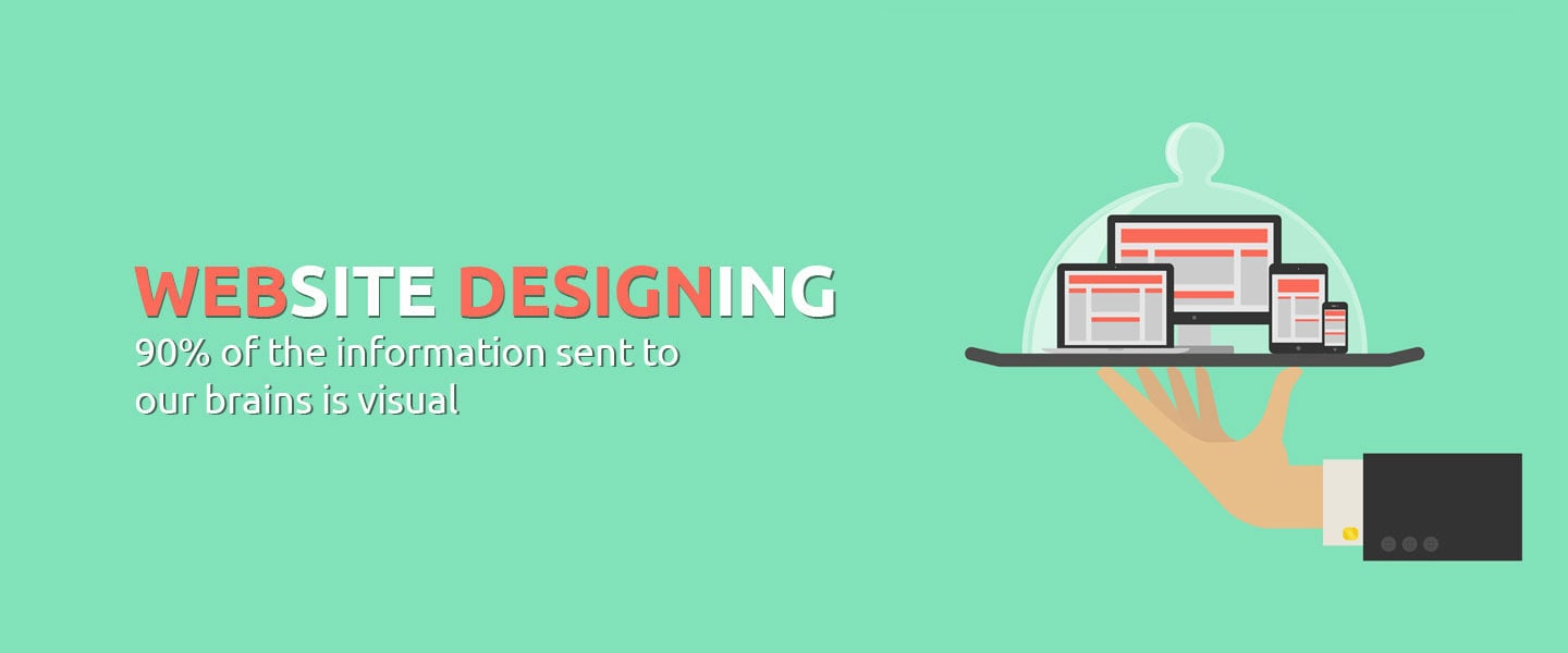 Website Designing Banner